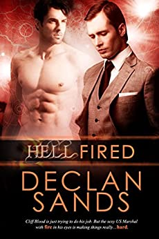 HELLfired (BloodHound Book 2) by [Sands, Declan]