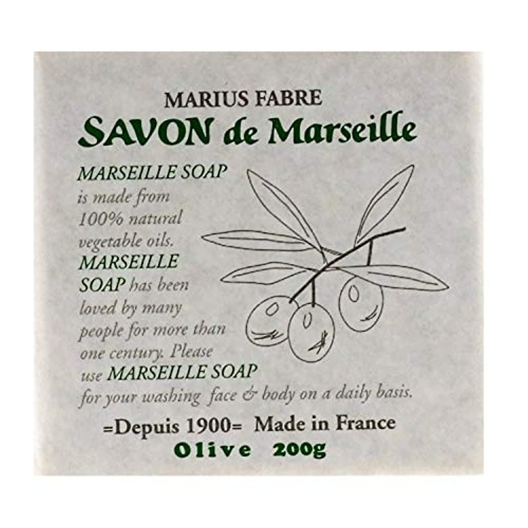 ラッドヤードキップリング微妙運搬サボンドマルセイユ 無香料 オリーブ 200g