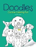 Doodles Canine Coloring Fun (Doodles Coloring Fun)