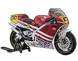 ハセガワ バリバリ伝説 Honda NSR500 巨摩 郡 1/12スケール プラモデル SP338