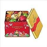 ゴディバ (GODIVA) ラッピングチョコレート クリスマス アソート 12粒 -
