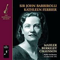 Mahler/Berkeley/Chausson: Kind