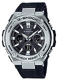 [カシオ] 腕時計 ジーショック G-STEEL 電波ソーラー GST-W330C-1AJF メンズ ブラック