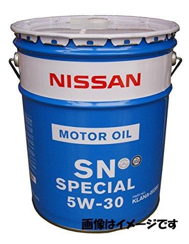 日産 ガソリン車用エンジンオイル 5W-30 KLANC-05302 B0106WXM74 1枚目
