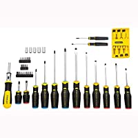 Stanley Fatmax 45 Piece Screwdriver Set by Stanley