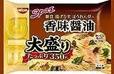 [冷凍] 日清食品 日清スパ王BIG 香味醤油 大盛り 350g