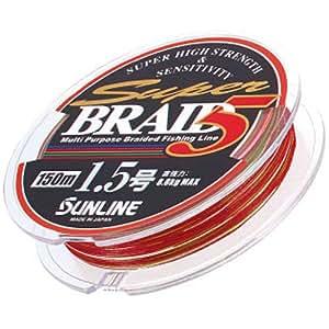 サンライン(SUNLINE) ライン スーパーブレイド5 200m 1.5号