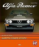 洋書「アルファロメオ アルフェッタ クーペ/GT/GTV/GTV6」