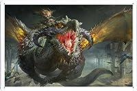 ドラゴンウイングス口よだれライダー58492 の金属看板 ティンサイン ポスター / Tin Sign Metal Poster of Dragon Wings Mouth Drooling Rider 58492