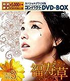 福寿草 スペシャルプライス版コンパクトDVD-BOX3