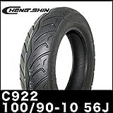 CHENGSHIN製 HONDA LEAD純正採用 タイヤ C922 100/90-10 56J LEAD100 リード100 LEAD110 リード110 LEAD110EX リード110EX LEAD125 リード125 シグナス125 スペイシー10
