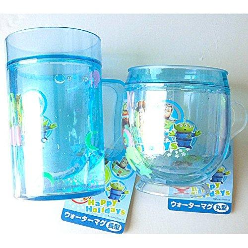 [해외]토이 스토리 워터 찻잔 플라스틱 컵 컵 디즈니 픽사/Toy Story Water Mug Plastic Cup Disney Pixar