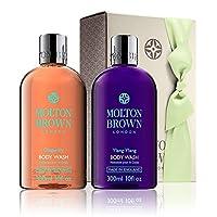 モルトンブラウンGingerlily&イランイランシャワージェルギフトセット - Molton Brown Gingerlily & Ylang-Ylang Shower Gel Gift Set [並行輸入品]