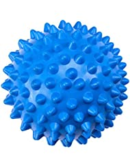 HiCollie マッサージボール 触覚ボール リフレックスボール トレーニングボール ポイントマッサージ 筋筋膜リリース 筋肉緊張和らげ 血液循環促進 6cm