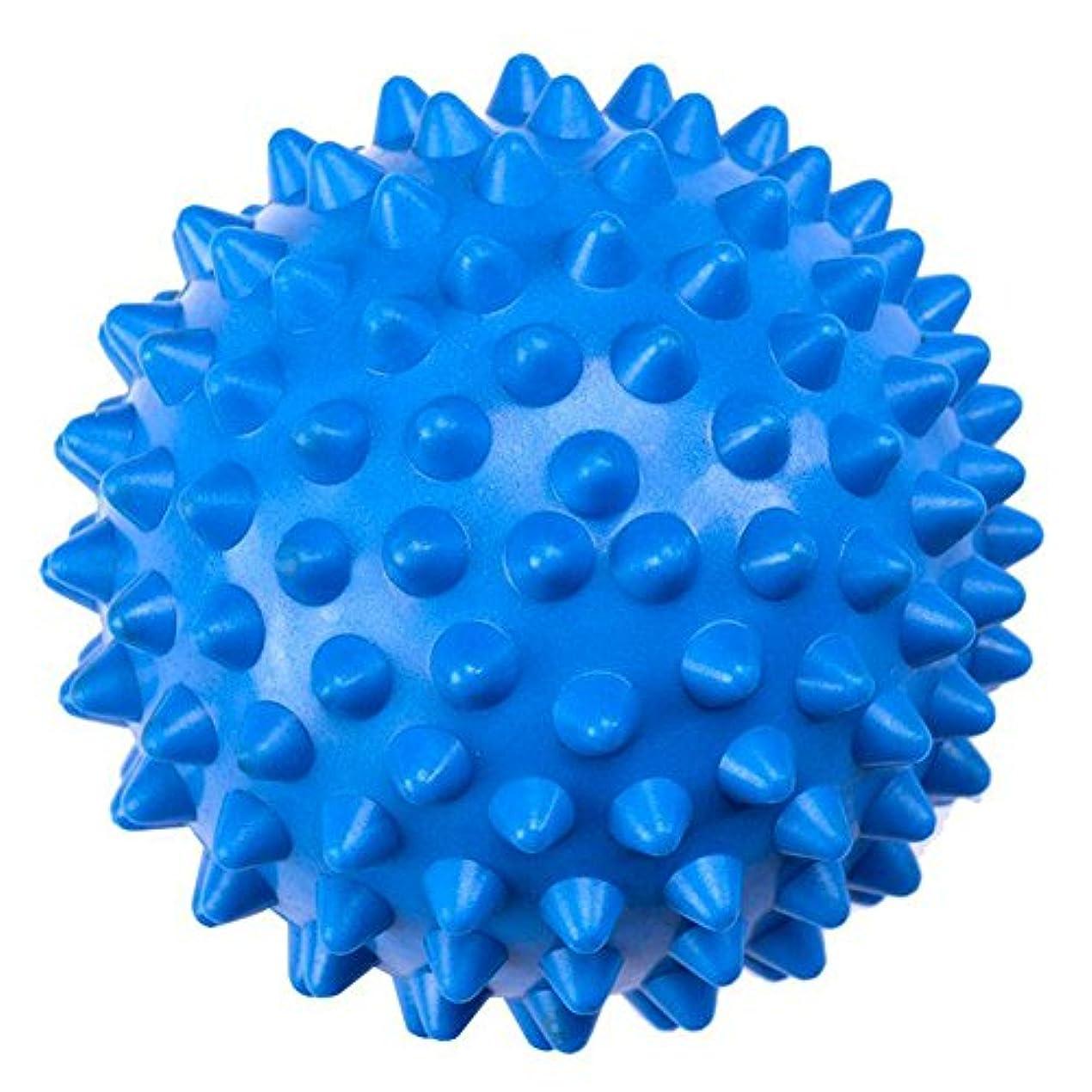 同種の封建プレゼントHiCollie マッサージボール 触覚ボール リフレックスボール トレーニングボール ポイントマッサージ 筋筋膜リリース 筋肉緊張和らげ 血液循環促進 6cm