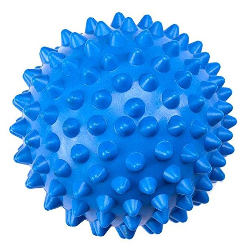 全能がっかりする可動式HiCollie マッサージボール 触覚ボール リフレックスボール トレーニングボール ポイントマッサージ 筋筋膜リリース 筋肉緊張和らげ 血液循環促進 6cm