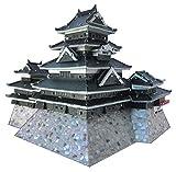メタリックナノパズル プレミアムシリーズ 松本城, T-MP-014M