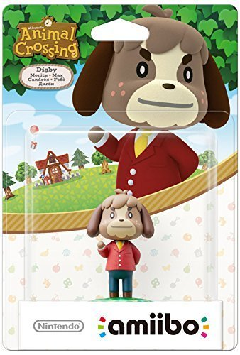 Amiibo Animal Crossing Digby (...