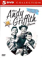The Andy Griffith Show-5 DVD's 10 Episodes [並行輸入品]