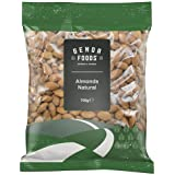 Genoa Foods Almonds Natural, 1 x 700 g