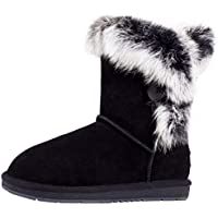 UGG Boots Bailey Button Fur