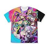 ドーナドーナ フルグラフィックTシャツ/WHITE-S