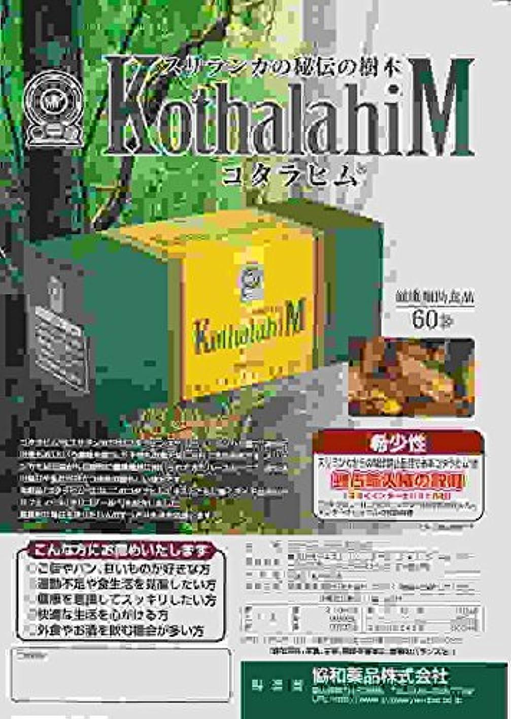 哀れな贅沢な行政コタラヒム60袋 3個