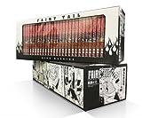 FAIRY TAIL フェアリーテイル コミックセット オリジナル全巻収納BOX2個付
