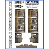 TSDS – t134 Lower Deck Diorama for 12