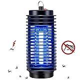 電撃殺虫器 殺虫機 誘虫灯 殺虫 捕虫機 屋内専用 吊り下げ式 約20平方メートル