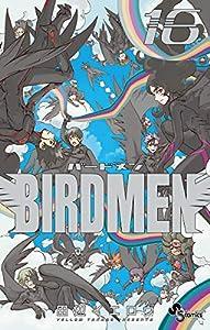 BIRDMEN 16巻 表紙画像