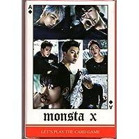 韓国 K-POP ☆MONSTA X モンスターエックス☆ トランプ