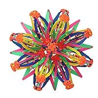 LiTi 伸縮ボール カラーボール ハニカムボール フレキシブルボール スフィアボール