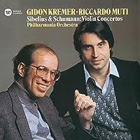 Schumann & Sibelius: Violin Concerto by Gidon Kremer (2015-08-19)