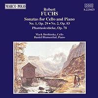フックス:チェロとピアノの為のソナタ