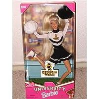 Georgia Tech University Cheerleader Barbie [並行輸入品]