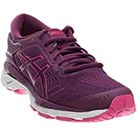 ASICS Asics Women's GEL Kayano 24 Shoe Prune/Pink Glow/White