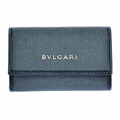 [ブルガリ] BVLGARI キーケース【並行輸入品】 32583 BLK (ブラック)
