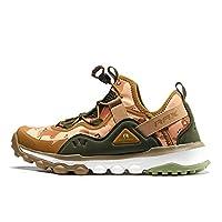 [Rax] 靴を実行して、新しい春と夏の光通気性、ソフトノンスリップフィートのスポーツハイキングシューズ (25.5, 迷彩色) [並行輸入品]