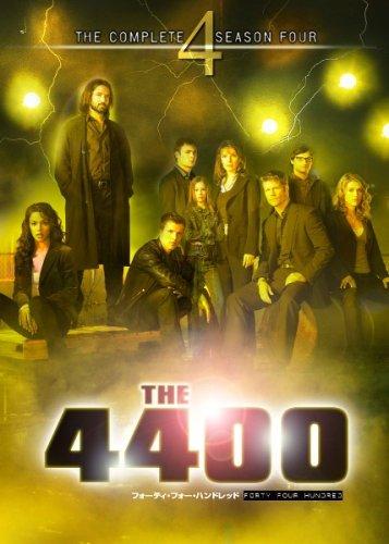 4400 ‐フォーティ・フォー・ハンドレッド‐ シーズン4 コンプリートボックス [DVD]の詳細を見る