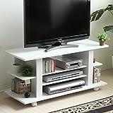 テレビ台 テレビボード シンプル コンパクト ホワイト 大型液晶テレビ対応 TCP308WH