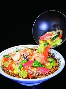 こじまの長崎冷凍皿うどん 細麺 6食入