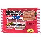 菓道 蒲焼さん太郎 10枚×10袋