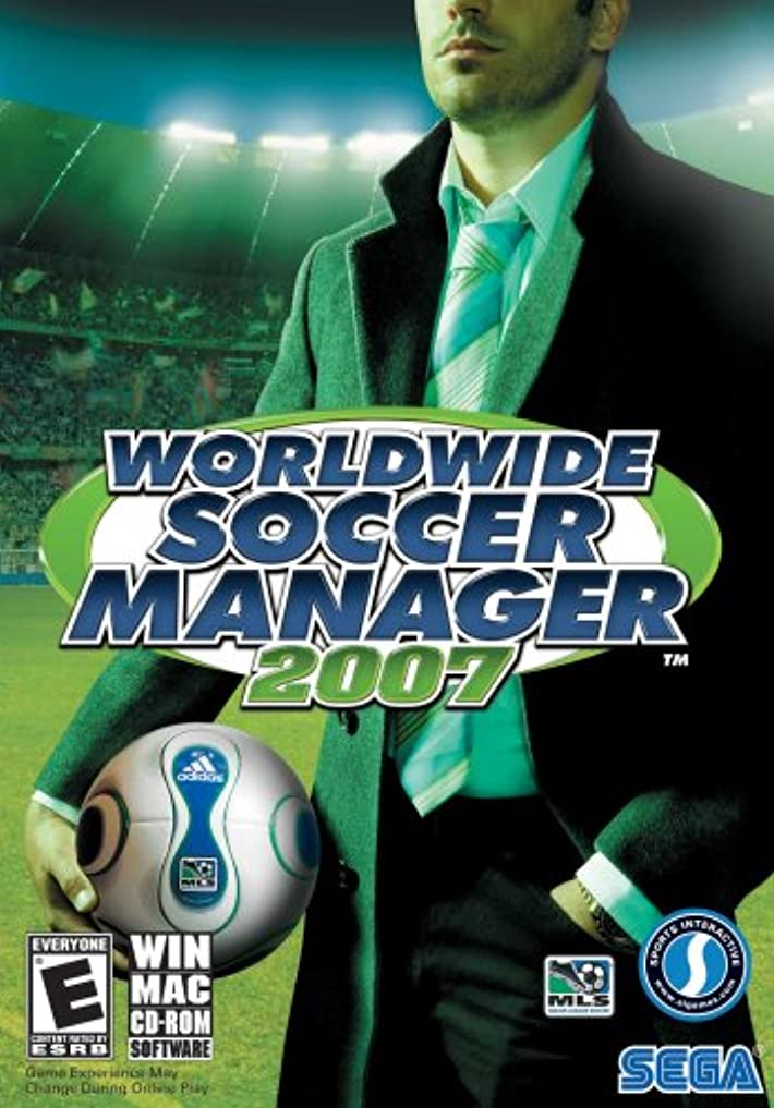 パドルしみプレミアムWorldwide Soccer Manager 2007 (輸入版)