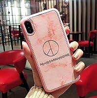 iphoneケース peaceminusone G-DRAGON BIGBANG スマホケース 耐衝撃 かわいい(iphone6plus/6splus-pink)