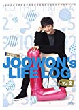 JOOWON(チュウォン)'s LIFE LOG DVD vol.2 画像