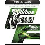 ワイルド・スピード EURO MISSION (4K ULTRA HD + Blu-rayセット) [4K ULTRA HD + Blu-ray]