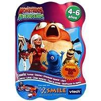 Vtech V Smile Monsters vs Aliens (エイリアン) - Spanish おもちゃ (並行輸入)
