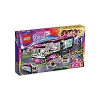 レゴ (LEGO) フレンズ ポップスター コンサートツアーバス  41106