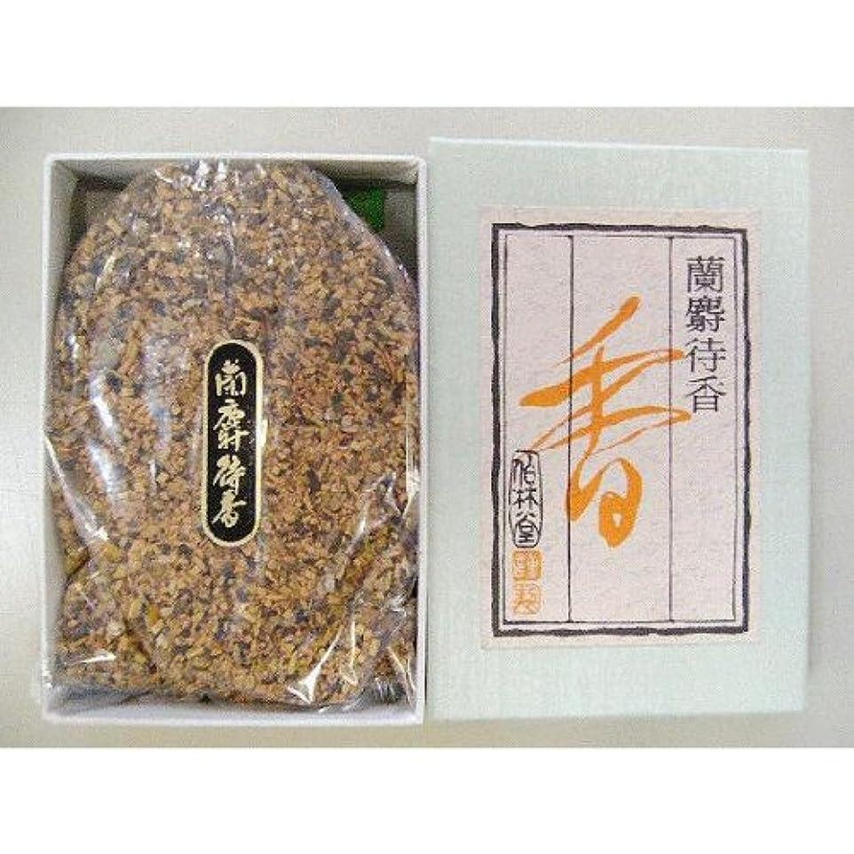 ほのめかす突破口一致する焼香 蘭麝待香30g箱入 抹香